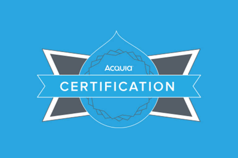 Acquia Drupal Certification